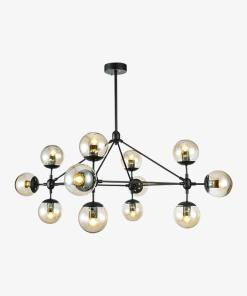 Possini Euro Gable Modo Chandelier
