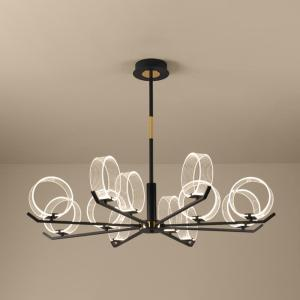 Acrylic LED Chandeliers