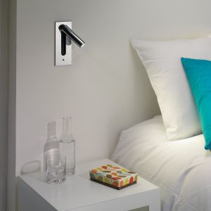 Fuse Switched LED Bedside Light
