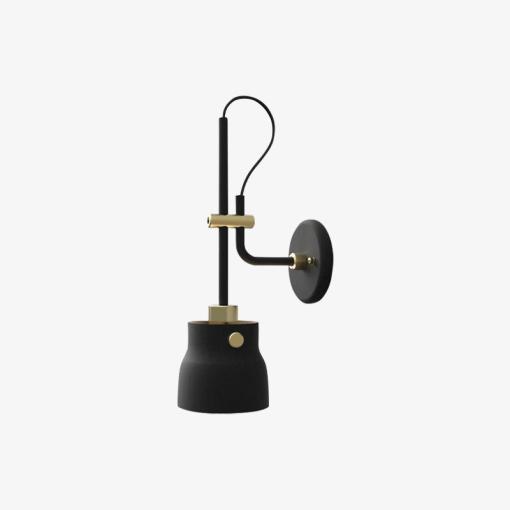 Lámpara de pared ajustable