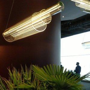 동축 펜던트 램프