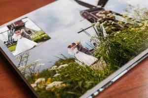 album trouwalbum floricolor bruidsfotografie weddingalbum