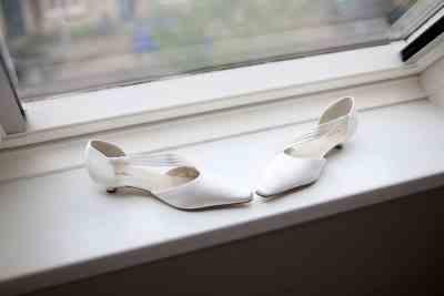 trouwen trouwschoenen