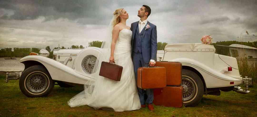 idee voor de trouwdag bruiloft