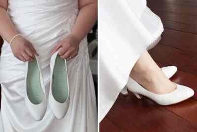 trouwschoenen bruid trouwfoto bruidsfotografie trouwreportage