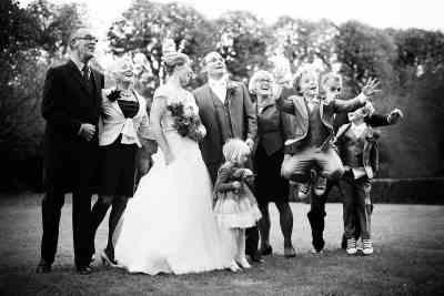 trouwlocatie Orangerie Elswout Overveen Bloemendaal trouwen bruiloft bruidsfotograaf Noord-Holland