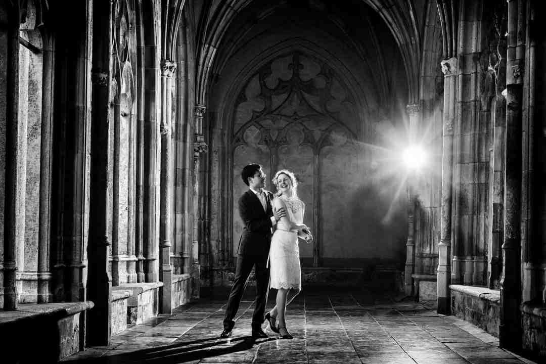 bruidsfotografie Pandhof Utrecht