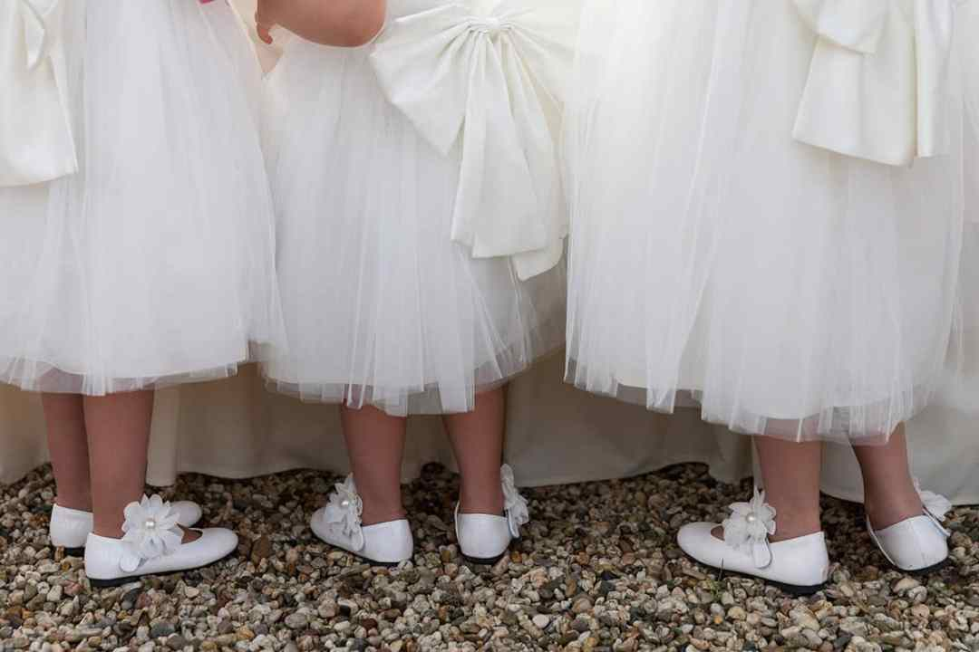 Bruidsfotografie bruidsmeisjes