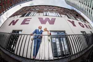 fotografie Hotel New York Rotterdam