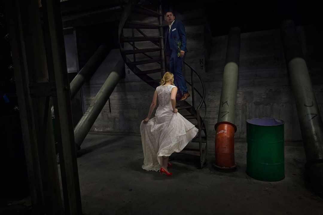 bruidsfotograaf Rotterdam maassilo