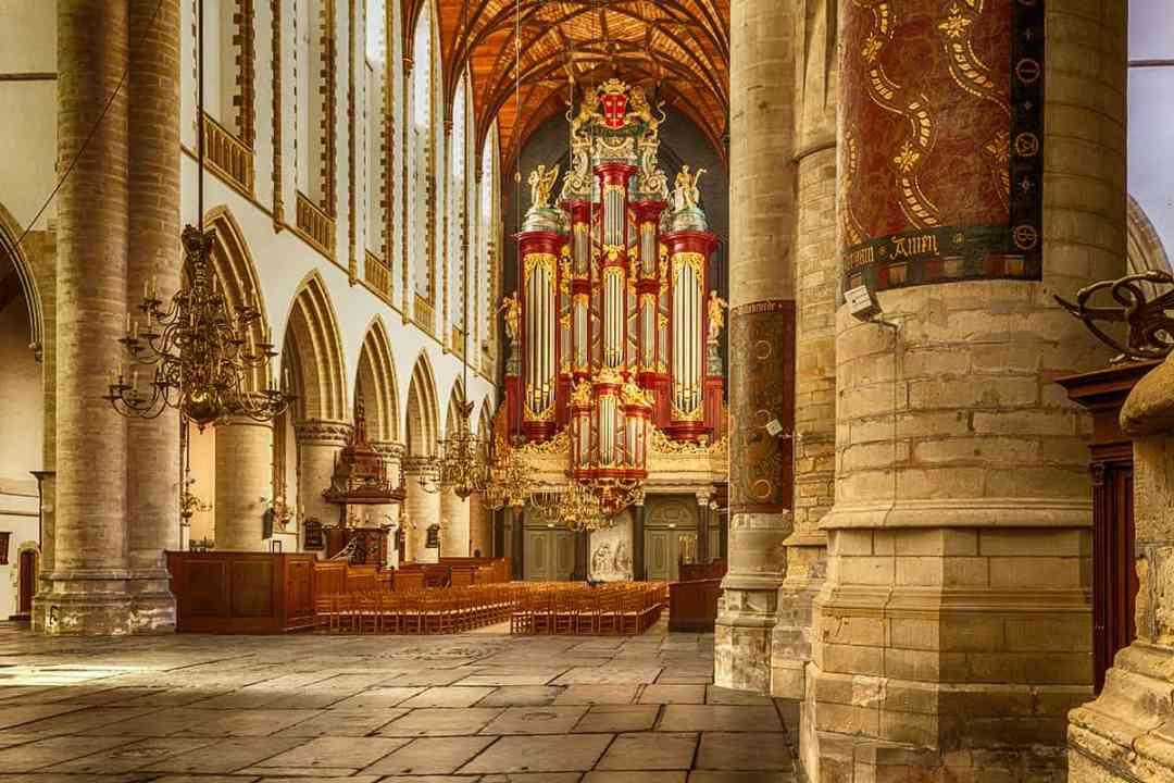 fotograaf Grote Kerk Haarlem
