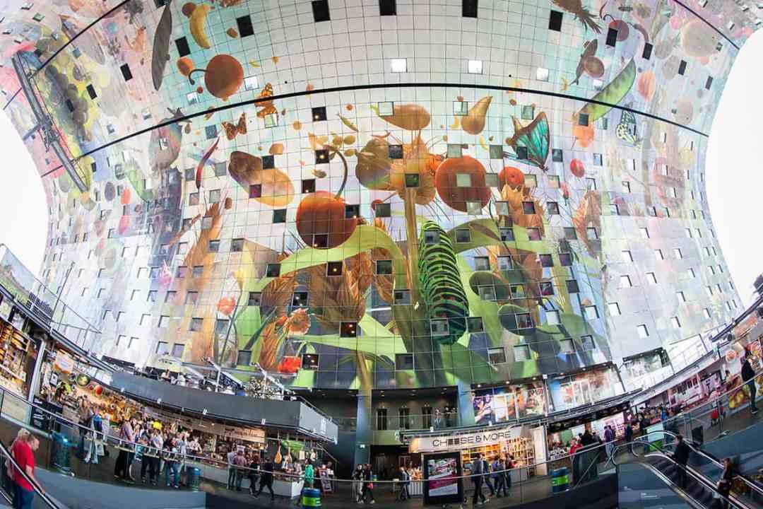fotograaf Rotterdam Markthal