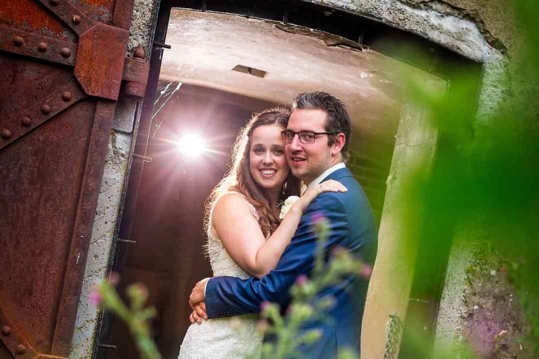 trouwfoto bruidsfotograaf Diemen