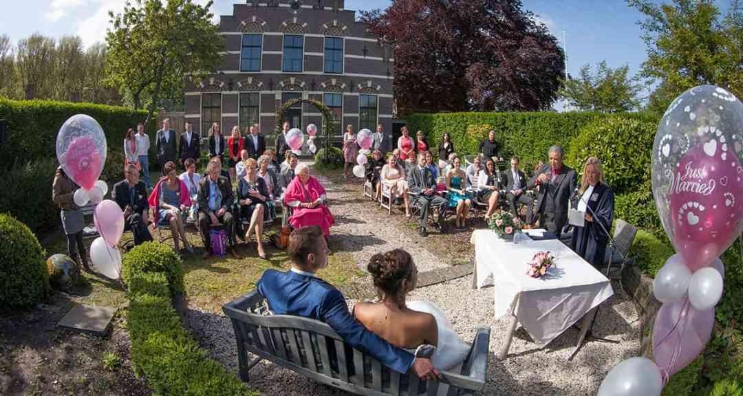 trouwen Herberg Vlietzigt Rijswijk partycentrum fotograaf bruidsfotografie