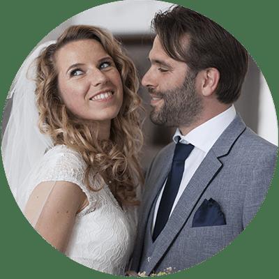 ervaring bruidsfotograaf Siebe Baarda Fotografie