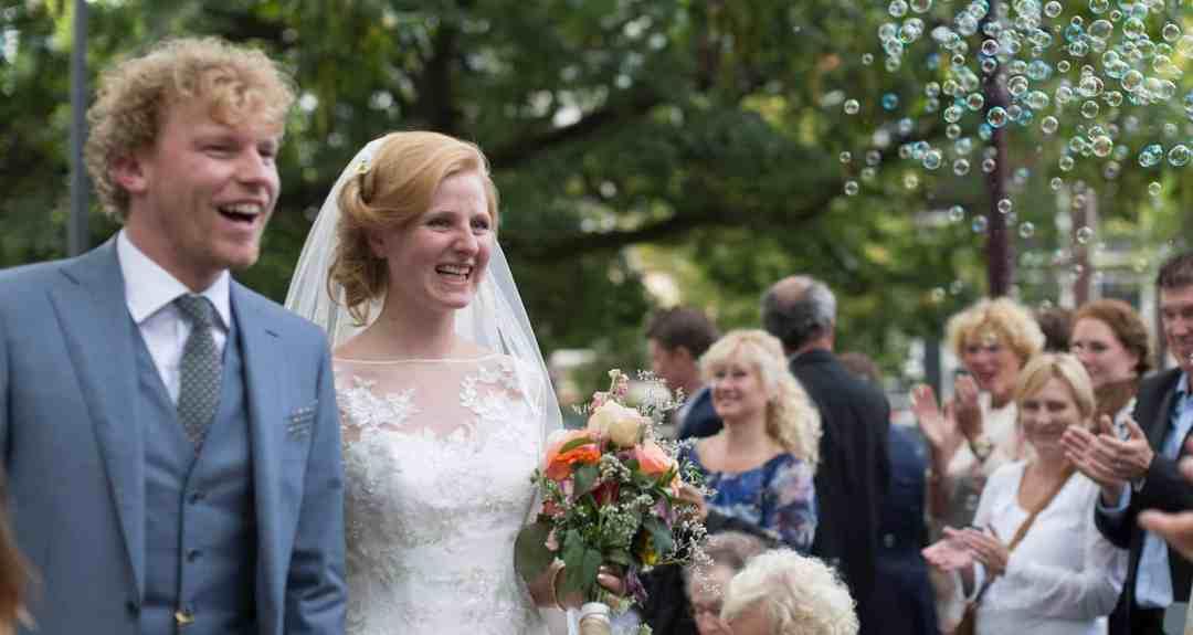 trouwen Amstelkerk Amsterdam bruidsfotografie