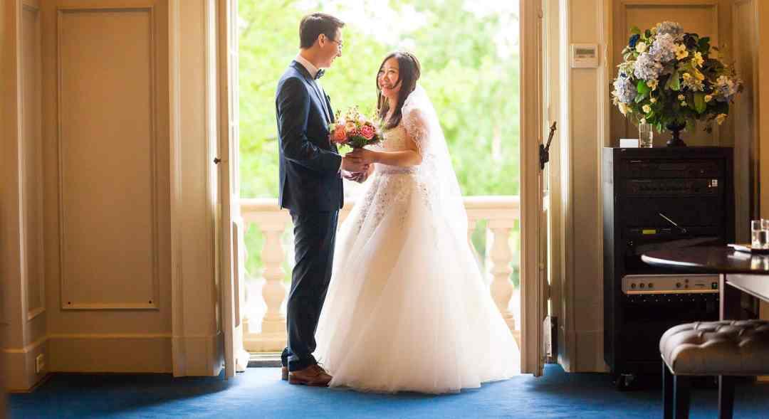 fotograaf bruiloft Heemstede