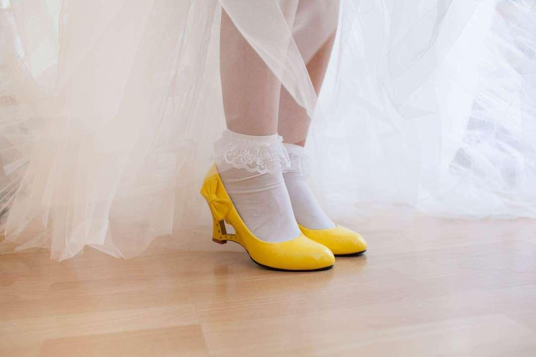 voorbereiding trouwdag