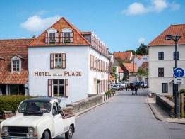 Hôtel de la Plage in Wissant