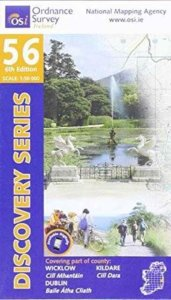 Ordnance Survey Ireland. Discovery Series 56