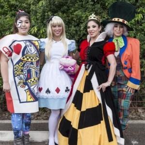 Alice in Wonderland tea party ideas