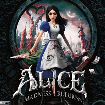 American McGee alice in Wonderland