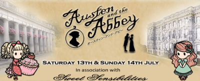 Austen and the Abbey Japanese Fashion Convention