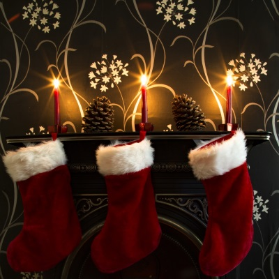 DIY Christmas stockings