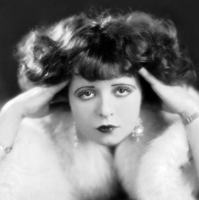 Clara Bow 1920s icon
