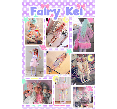 fairy kei girl gang