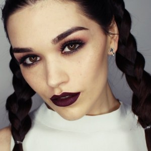 grunge-makeup