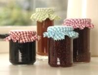Home made jam recipe