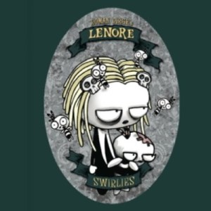 Lenore comic cute little dead girl
