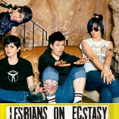 Lesben auf Ekstase — foto 9