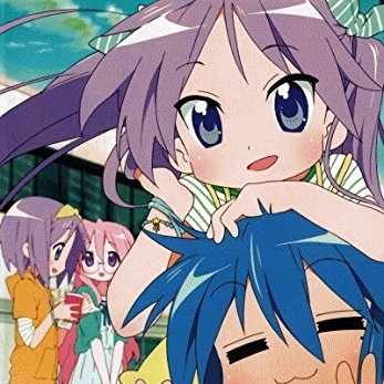 lucky star anime