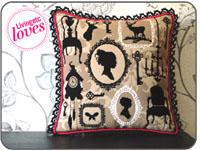 needlepoint kits - needlepoint pillows