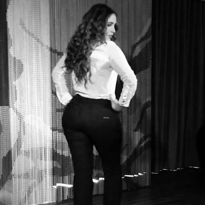 PZI jeans for curvy girls - jeans that fit