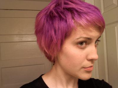 short indie hairstyles