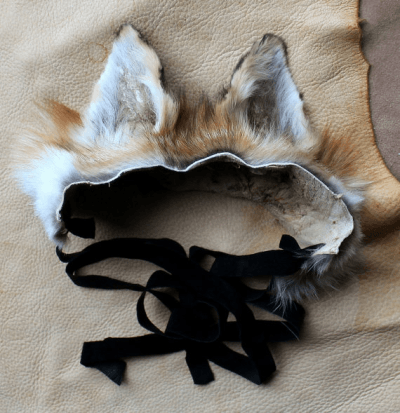 skin spirits shamanic fox ears