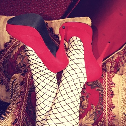 Fishnets - a vintage style history lesson