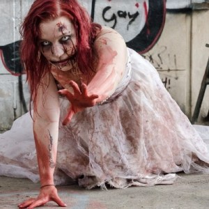 halloween zombie makeup tutorial