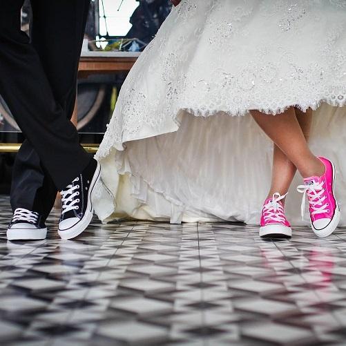 alternative wedding stress