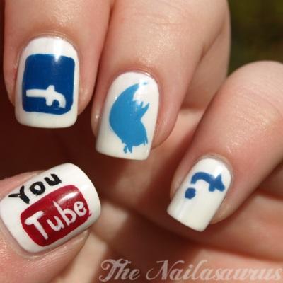 social-media-nail-art