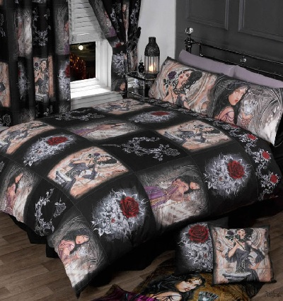 Alchemy Gothic bedding