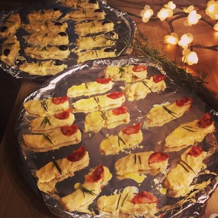 Halloween recipe: Cheese witch fingers with added revenge
