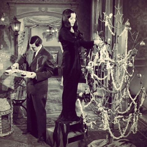 Image result for gothic christmas