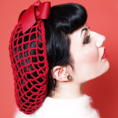 Vintage Hair Nets Vintage Styles Secret Weapon