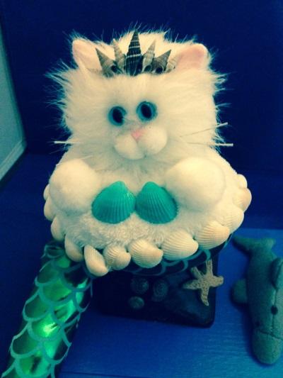 purrmaid fluffy toys