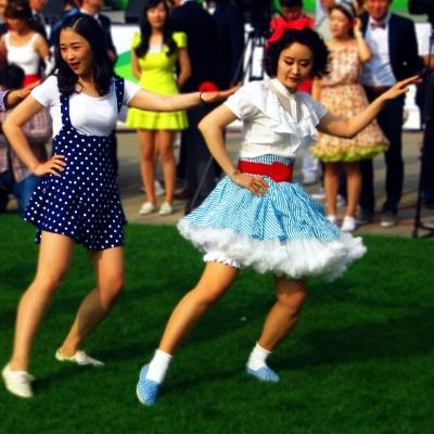 swing dance styles