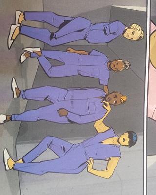 Saga comic cool